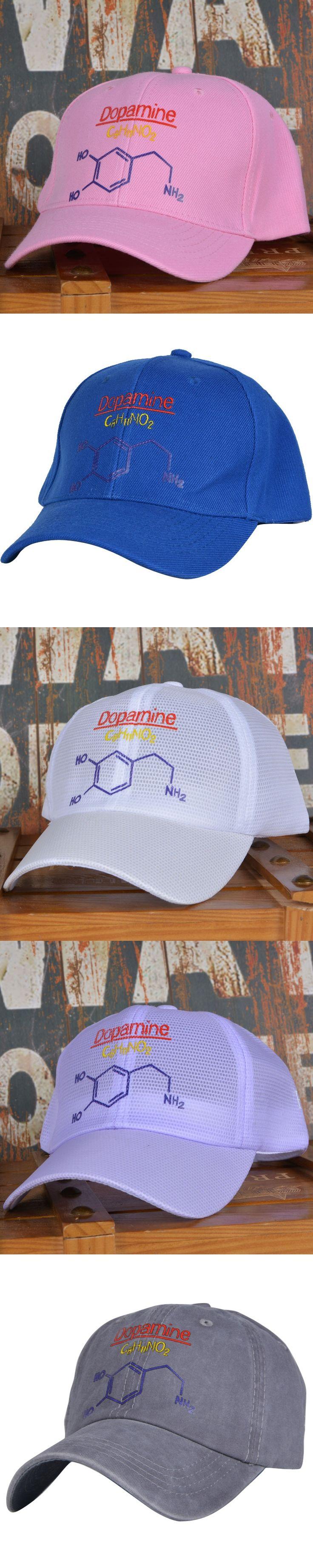 dopamine Casquette caps  Man Woman's sunshade hat Hip-hop cap student college style girls boys Ventilation cotton baseball cap