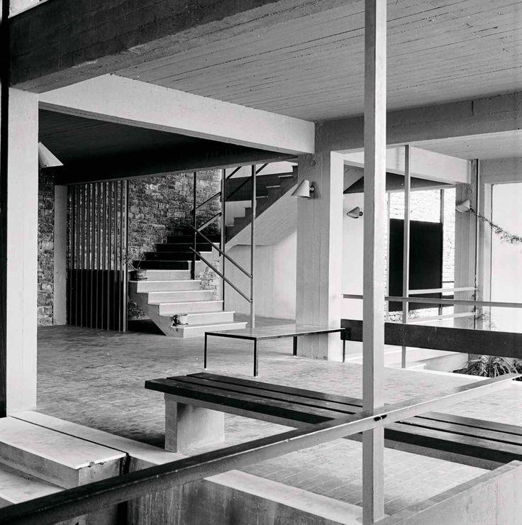 .      onsomething    Aris Konstantinidis | Hotel Xenia, Poros, 1961-64(+)