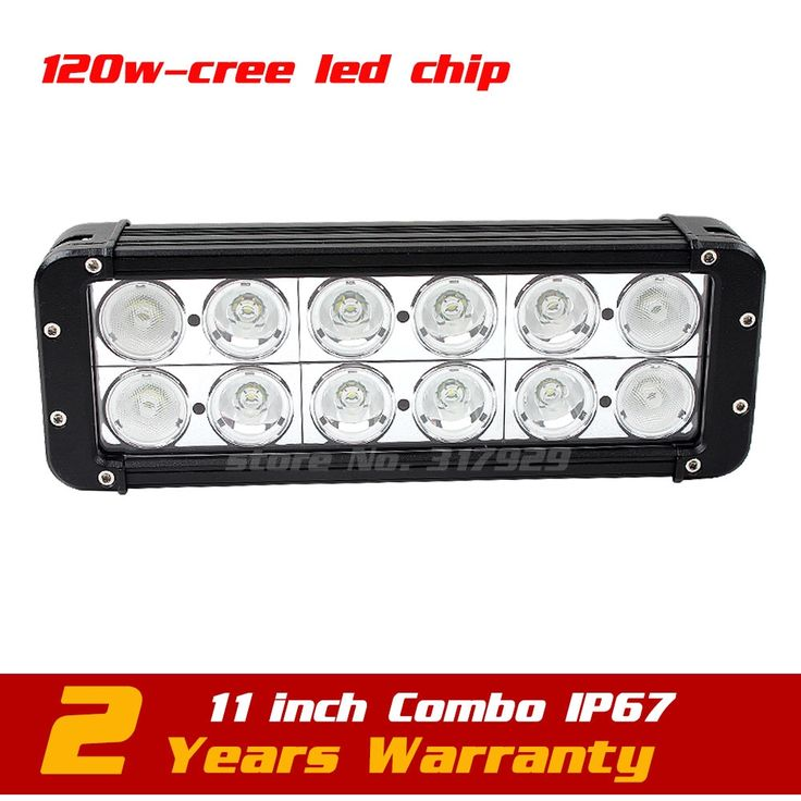 143.98$  Watch here - http://alif1o.worldwells.pw/go.php?t=2051986645 - 11inch 120W LED Light Bar 12v 24v Spot / Flood IP67 for Tractor ATV LED offorad light bar 4X4 LED bar offroad Save on 240w 143.98$