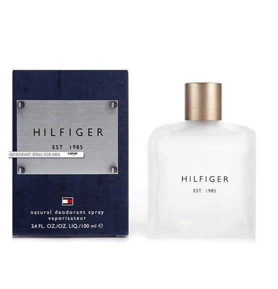 HILFIGER Natural Deodorant Spray 100 ml - Parfumuri Barbati - Parfumuri - Canar