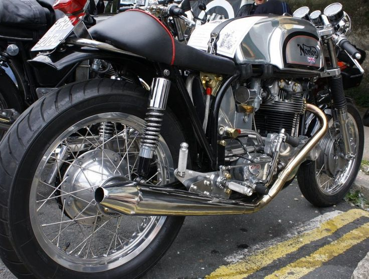 norton cafe racer for sale - Google Search