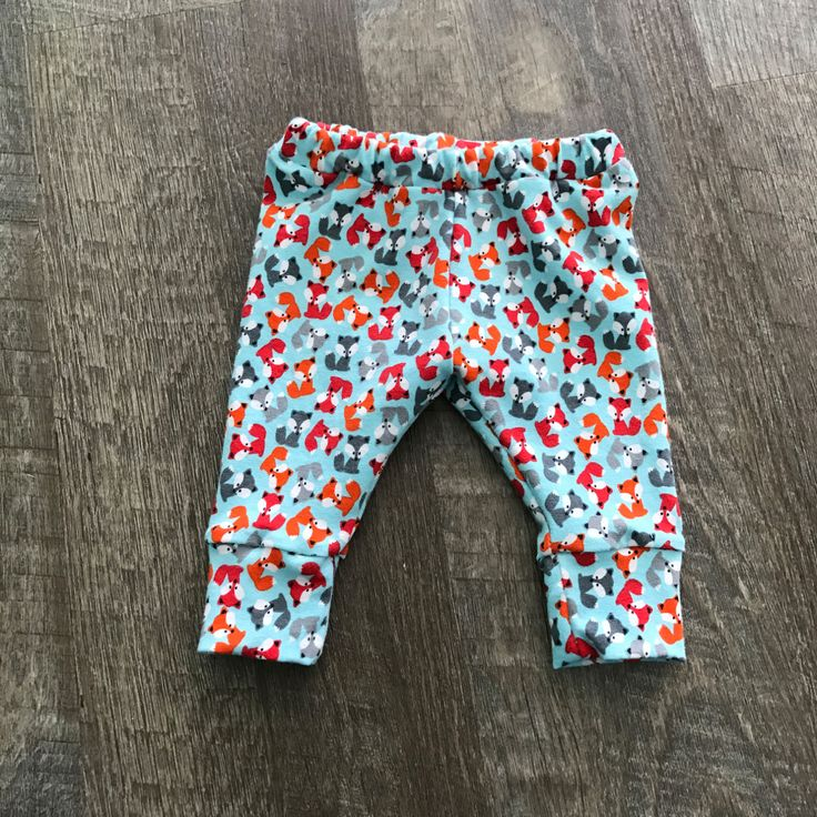 A personal favorite from my Etsy shop https://www.etsy.com/listing/504157809/little-fox-leggings-sew-twich-baby-child