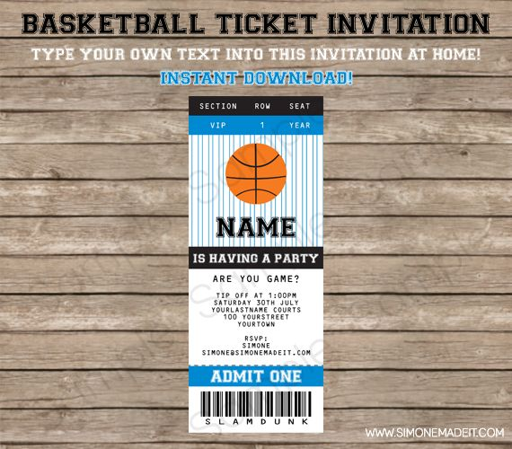 10 best images about basketball invite on pinterest basketball nets bat mitzvah and nba. Black Bedroom Furniture Sets. Home Design Ideas