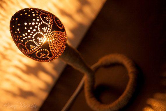 Coconut nightlight Arabica от ksunnywazowski на Etsy