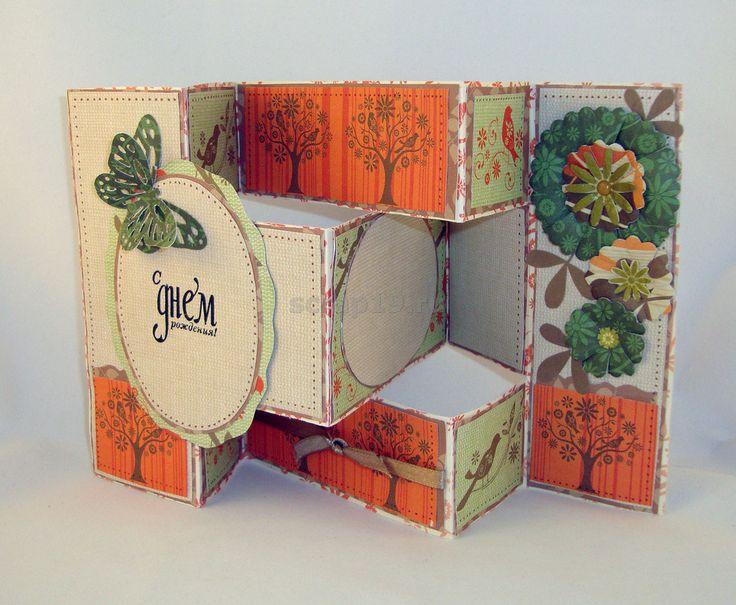 Картинки цветы, открытки объемные своими руками для бабушки