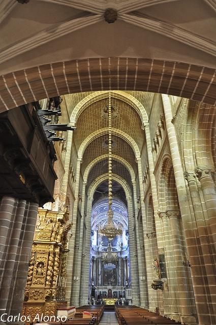Catedral Evora   Portugal