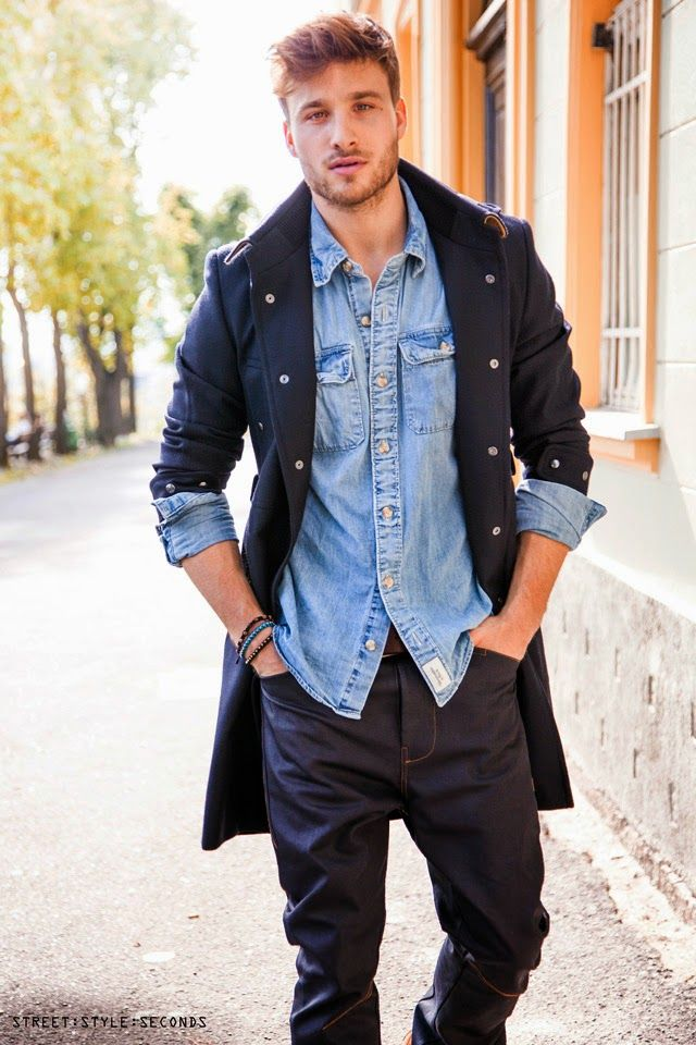 17 Best images about Men's Fashion on Pinterest | Men street ...
