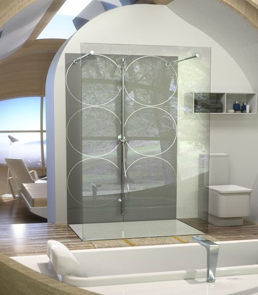 interior bath shot of the module drop xl design designed by the in attempts