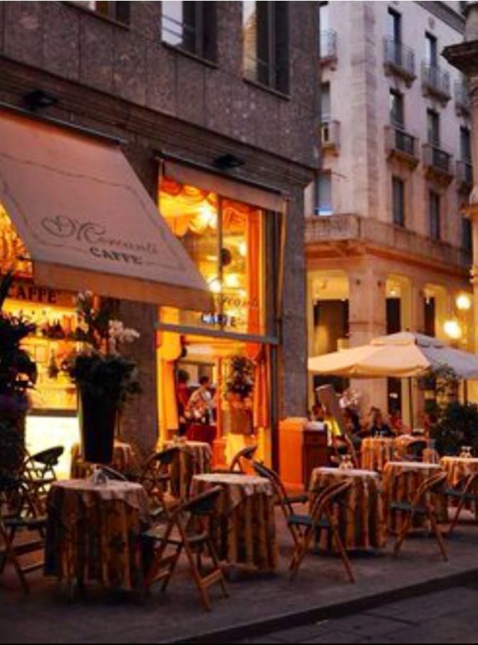 67 best cafes images on pinterest shop fronts trips and for Best coffee in milan