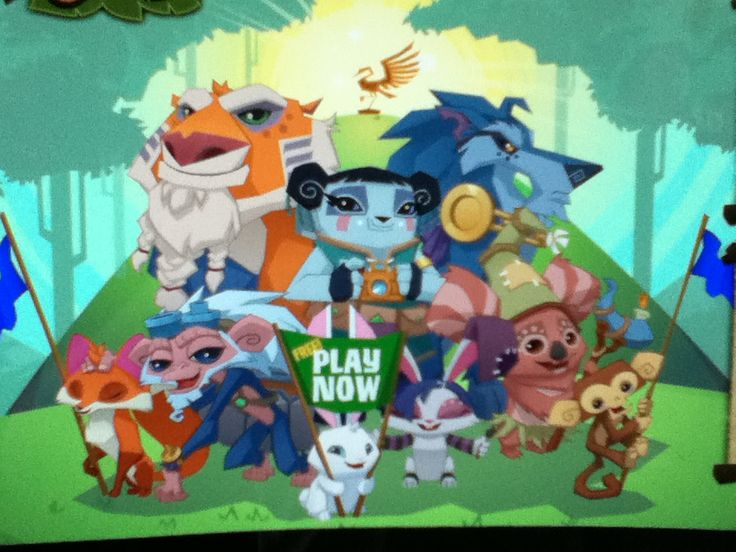 If I get 3 likes, I will make an Animal Jam board!