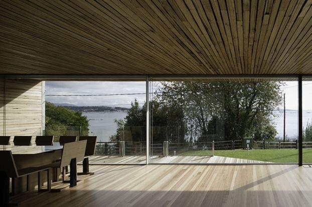 dezanove house | A Pobra do Caramiñal | Spain | Wood in Architecture 2014 | WAN Awards