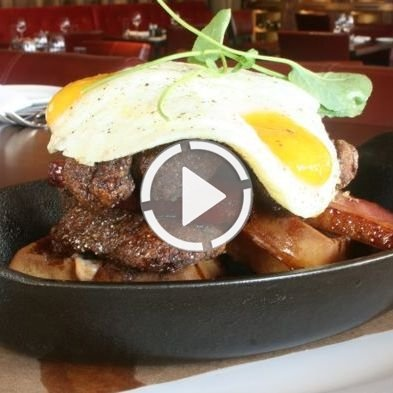 Michael Jordan's Steakhouse - Food - Magnificent Mile - Thrillist Chicago  -  FOR THE SERIOUS FOODIE