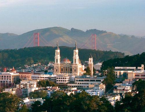 University of San Francisco. My School.