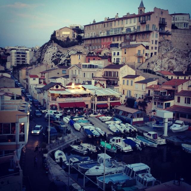 Vallon des aufes, Marseille