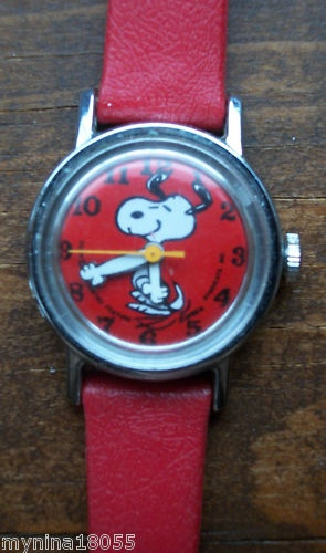 My uncle bought me this watch as a kid.Watches Obsession, Vintage Peanut, Ava Ray, Uncle Bought, Wonder Memories, Snoopy Watches, Childhood Memories, 80S Kids, Watches Exactly