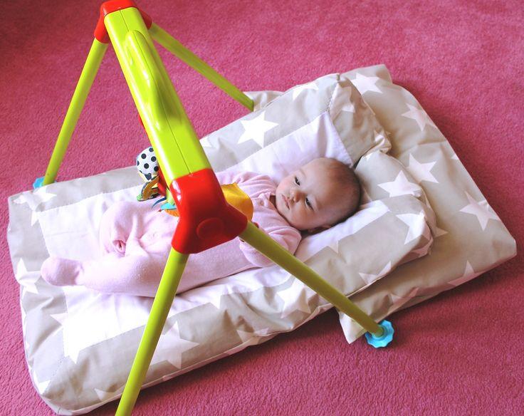 Letní podložka pro správný vývoj dítěte - Klub maminek