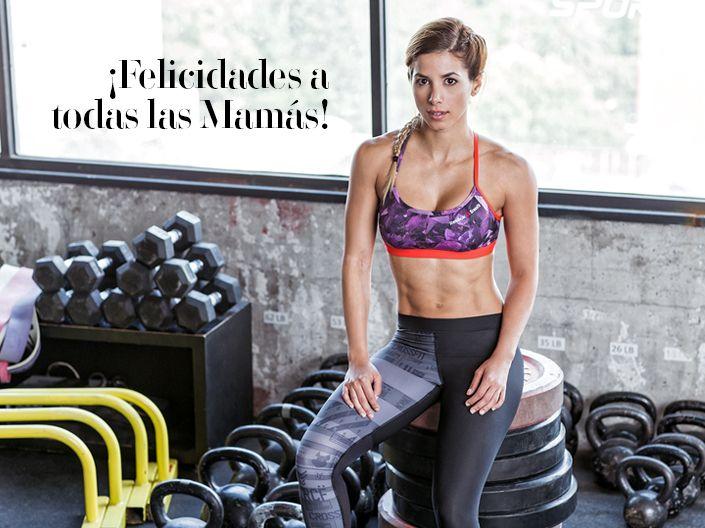 Tu fortaleza y dedicación es el mejor ejemplo en este mes. Si eres mamá, te dejamos unos ejercicios extra que puedes hacer en tiempos cortos: http://www.reeboklatam.com/blog/post/para-ti-que-eres-una-mama-fitness/
