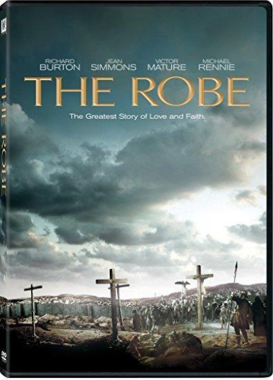 Richard Burton & Jean Simmons & Henry Koster-Robe, The