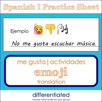 17 best images about emojification on pinterest spanish cute emoji and spanish lessons. Black Bedroom Furniture Sets. Home Design Ideas