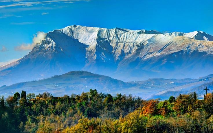 Mount Vettore, Le Marche