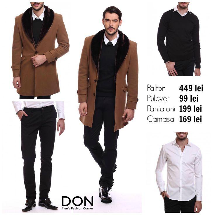 SHOP THE LOOK - 824 lei don-men.com #shopnow #shoponline