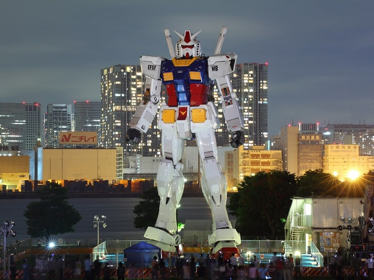 maybe he know Mazinger Z   but i im love in you big guy!!!!
