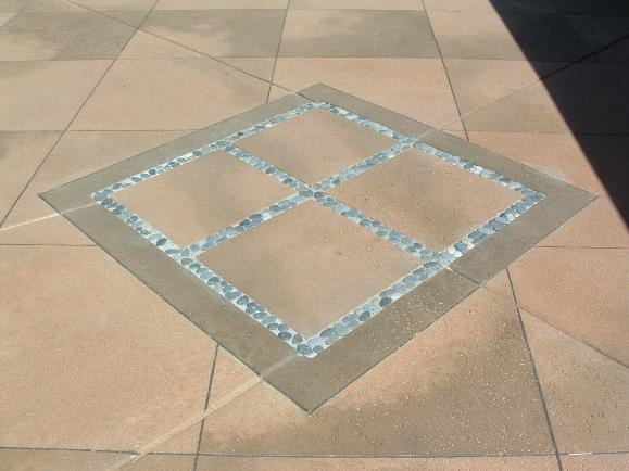 17 best images about custom designs on concrete on for Cement art design