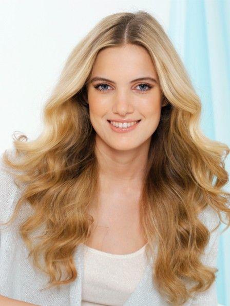 Haare wellen dauerhaft