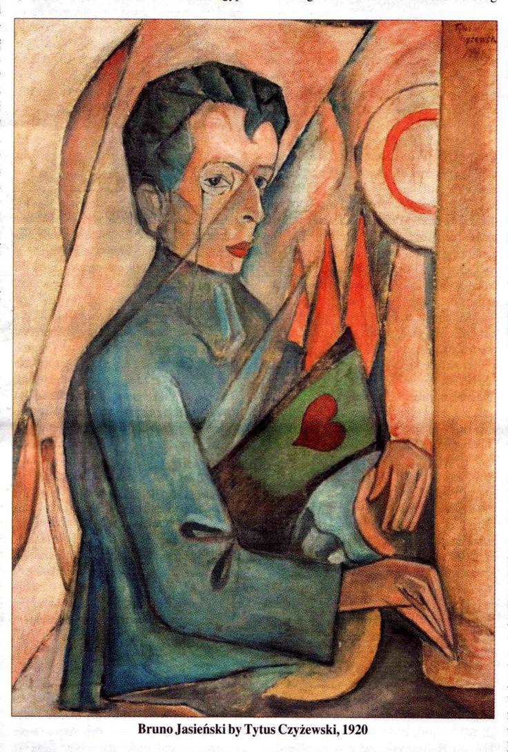 Czyzewski, Tytus - Bruno Jasienksi 1920