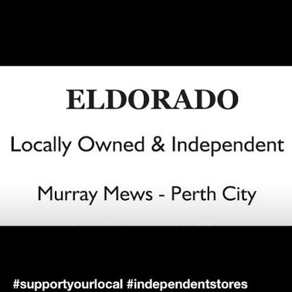 #shoplocal #eldorado #supportyourlocal #independent #murraymews #perthcity