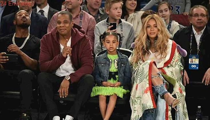 Jay-Z, Beyonce imagine daughter as US leader in new video