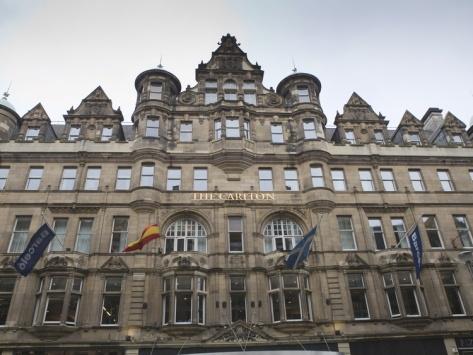 The Carlton Hotel, EdinburghEdinburgh Scotland, Things Scottish, Carlton Hotels, Ireland Scotland 2015, Famous People, Scotland Jan, Villas Hotels, Scottish Things