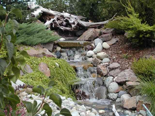 Waterfall Designs | Garden Waterfalls Garden Waterfall Garden Waterfalls  Our First Advice .
