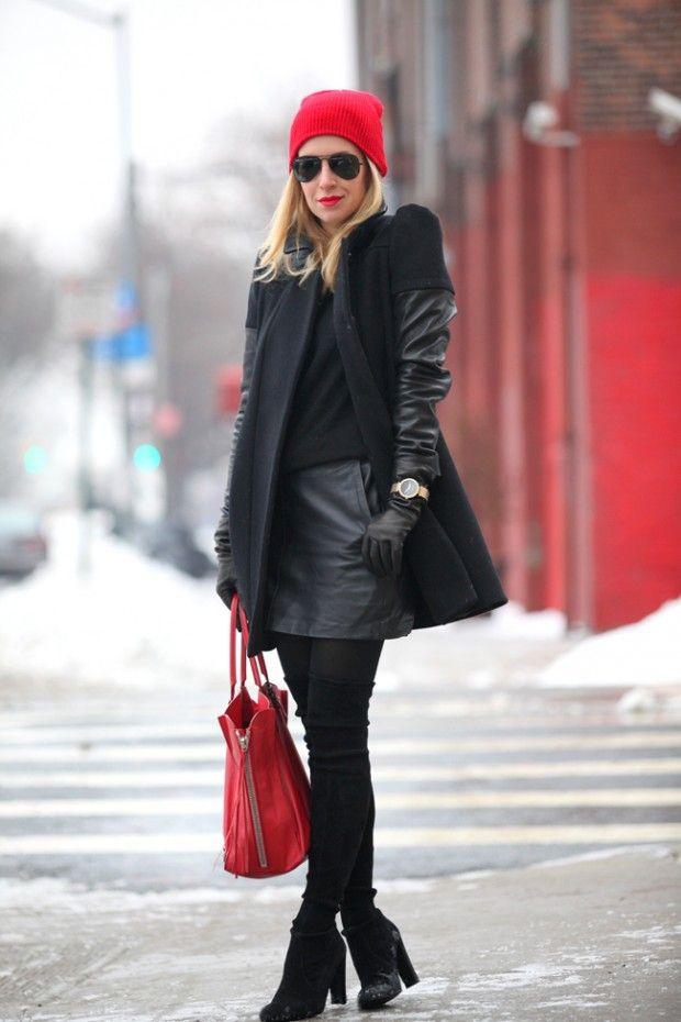 Χειμωνιάτικες εμφανίσεις με φούστα που θα σου χαρίζουν άνεση και στιλ.