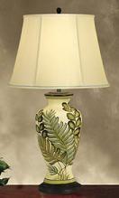 TROPICAL LAMPS Palm Tree Lamp, Pineapple Lamp, Bird / Parrot Lamp groups