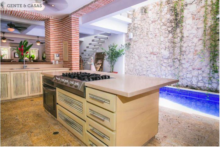Venta Hermosa Casa - Centro Histórico - COL-26709