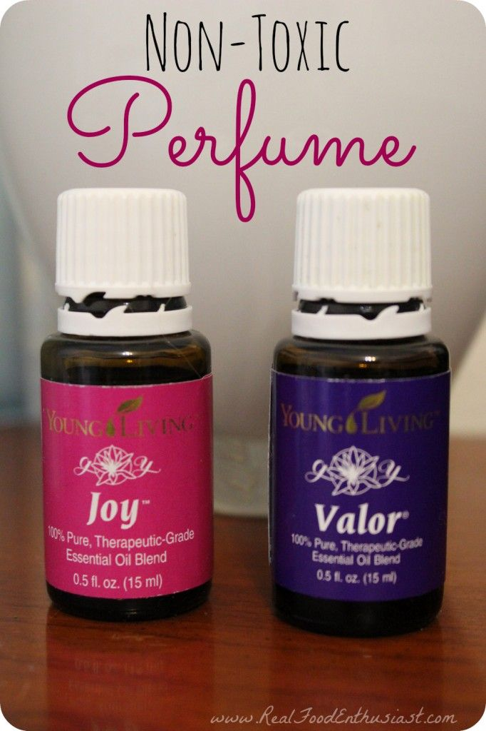 Non Toxic Perfume! A Day in the Life of an Oiler Series #oilyfamilies #youngliving