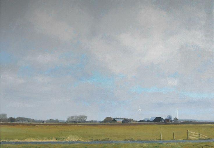 Holland 70 x 100 cm by Gineke Zikken