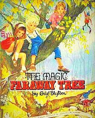Reposting @richardgradnerauthor: StudioCanal, which was behind the Paddington films, is joining forces with Sam Mendes' Neal Street Productions, for a live action adaptation of the book series, the Magic Faraway Tree. The tales follow a group of children's adventures at the top of a tree in an enchanted forest. Blyton wrote the Faraway Tree books between 1939 and 1951. The characters in the stories included Silky the fairy, Moonface, Dame Washalot and Saucepan