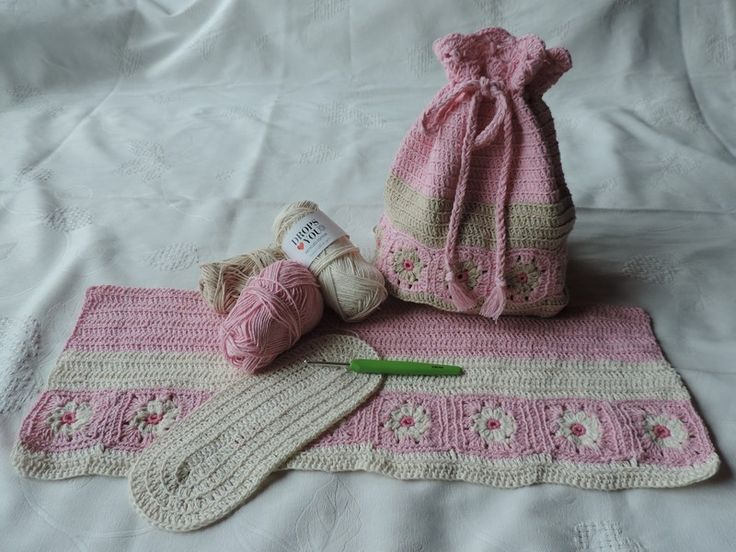 FB Inushic handmade - Crochet backpack for small ladies - Handmade bag  - Summer bag - Market bag - Boho - Vintage - Shabby - Natural material - Recycled Yarn - Cotton yarn