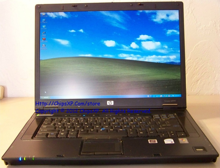 Recertified HP Laptop Workstation PC 2.0GHZ Intel Core 2 Duo ATI FireGL 4GB DDR2