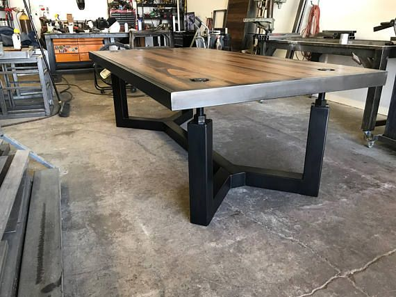 This Table Is Mainly Used For Conference Rooms But Can Be Used