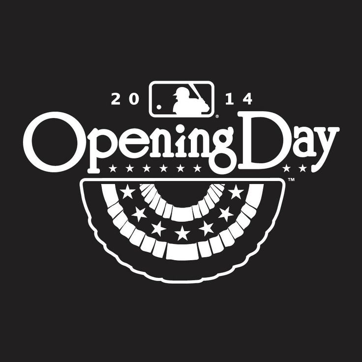 Opening Day 2014 - this really should be a national holiday, just saying