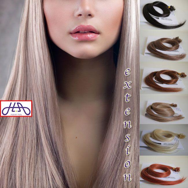 Se non vuoi aspettare che i tuoi capelli crescano da soli o se hai solo voglia di cambiare look per una serata speciale scegli le extension realizzate con capelli veri: facili da applicare e splendide da ammirare! Le trovi sullo store Amazon http://bit.ly/extension-AMAZON e sul nostro negozio http://bit.ly/extension-HA assieme a tutti i nostri prodotti per la cura dei capelli. #capelli #hairartitaly
