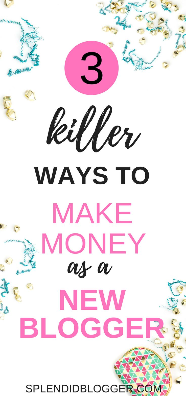 You've got your new blog, now ready to make money? Click through for a rundown of the more popular ways to earn income with your blog. Make money blogging | Beginner blogger | Blogging tips | Mompreneur | How to make money blogging | Make money from home | Splendidblogger.com