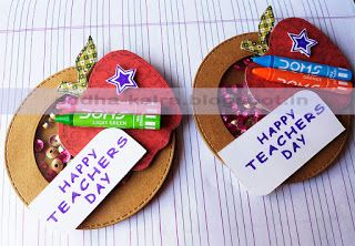 Shakers for Teachers day..  For more details,check here- http://sudha-kalra.blogspot.in/2017/09/shakers-for-teachers-day.html