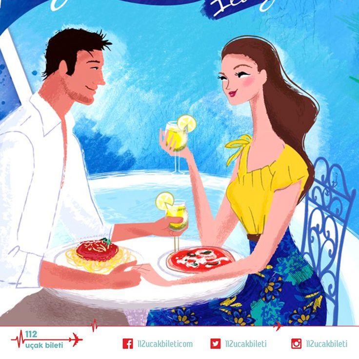 Sevgilisiyle #İtalya'da #film gibi bir #tatil yaşamak isteyenler; İtalyan #yemeği kurslarına katılıp, gerçek bir #gladyatör gibi dövüşmeyi öğrenebilir ve Vespa'yla şehri turlayabilirler. #uçakbileti