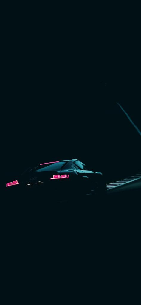 IPhone X Screensaver Ar Audi Car Drive Bw Awesome Wallpaper For Iphone Download Free