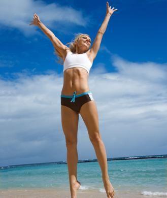 Lose Fat Fast: HIIT Bodyweight Workout - Shape Magazine