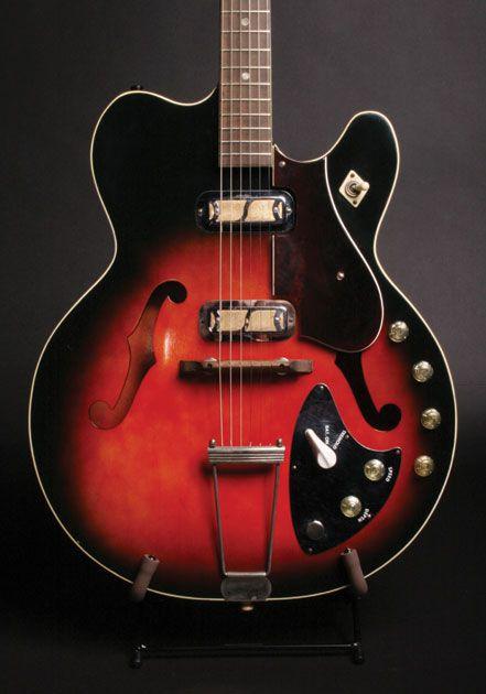 harmony jazz artist the guitars that chicago built premier guitar department store guitars. Black Bedroom Furniture Sets. Home Design Ideas